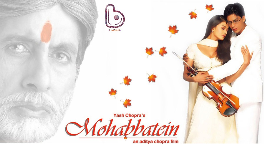 15 Major Milestones in Shah Rukh Khan's Career-Mohabbatein