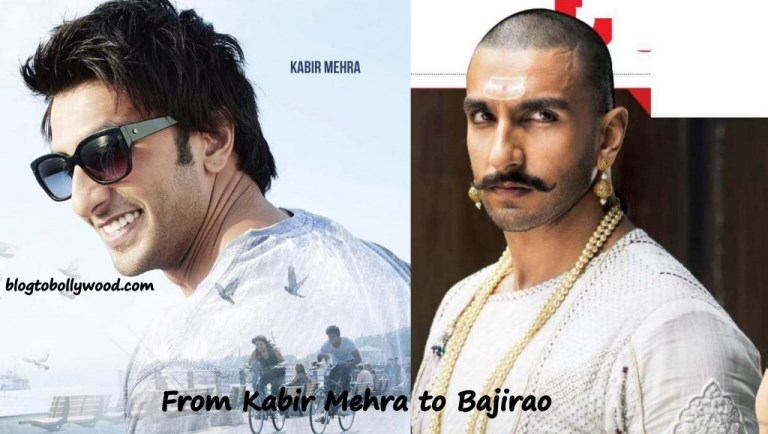 Watch this latest video of Ranveer Singh sportingly going bald for Bajirao Mastani
