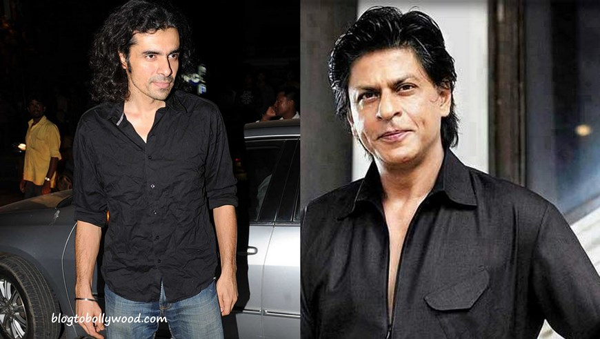 Shahrukh Khan Signed For Imtiaz Ali's Next?