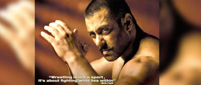 Salman Khan Says Strict No for Body Double in Sultan