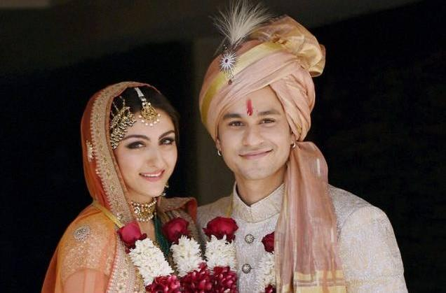 10 Celebrities who got married in 2015!-Soha-Kunal