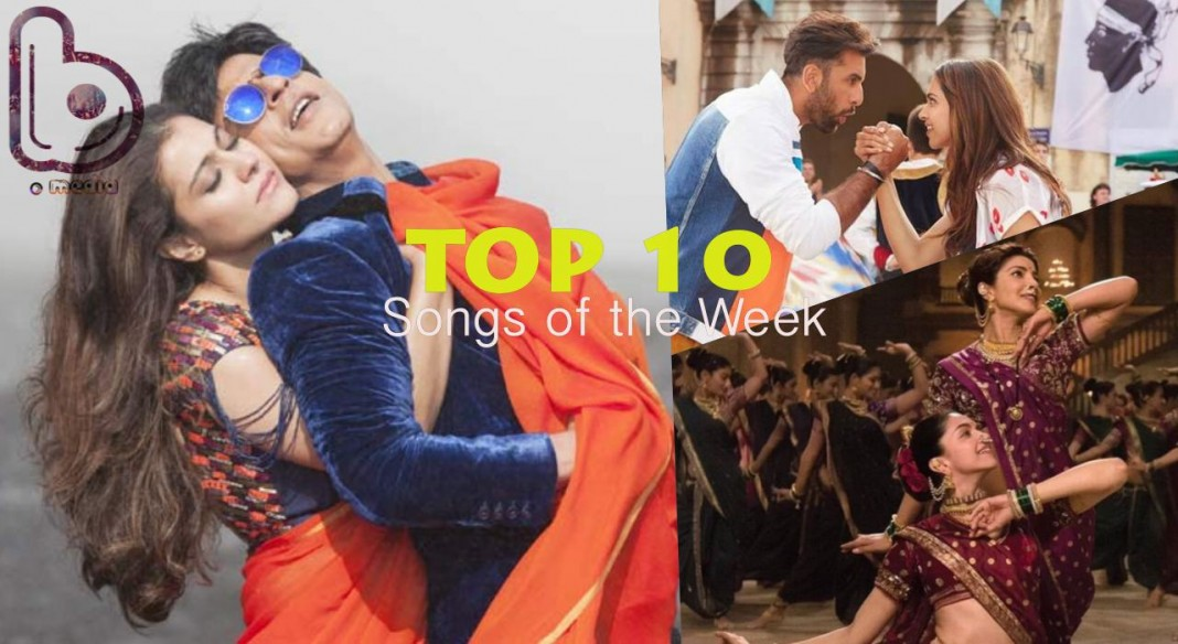 Top 10 Songs of the Week- 23 November 2015