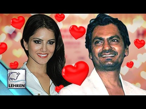 Sunny Leone and Nawazuddin Siddiqui opposite each other!