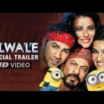 This 'Despicable' spoof of Dilwale Trailer Is More Funny Than The Original