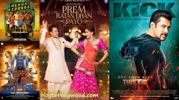 PRDP beats Kick, HNY and Chennai Express to become fourth highest opening week grosser of all time