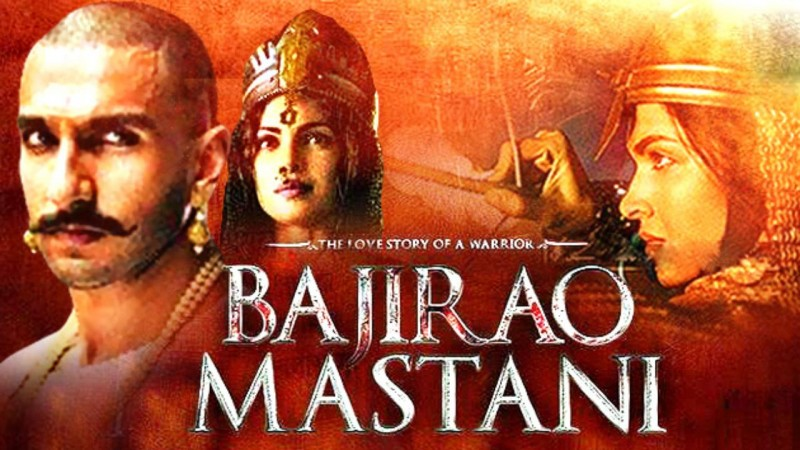 Bajirao Mastani passes 200 Crore mark in Overseas Collection