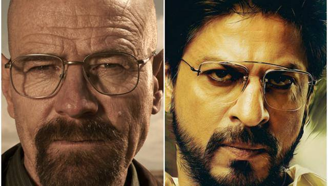 Shahrukh Khan to recreate Breaking Bad as a Bollywood Film