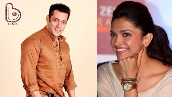 Deepika Padukone has the best idea of a gift for Salman Khan's 50th Birthday!
