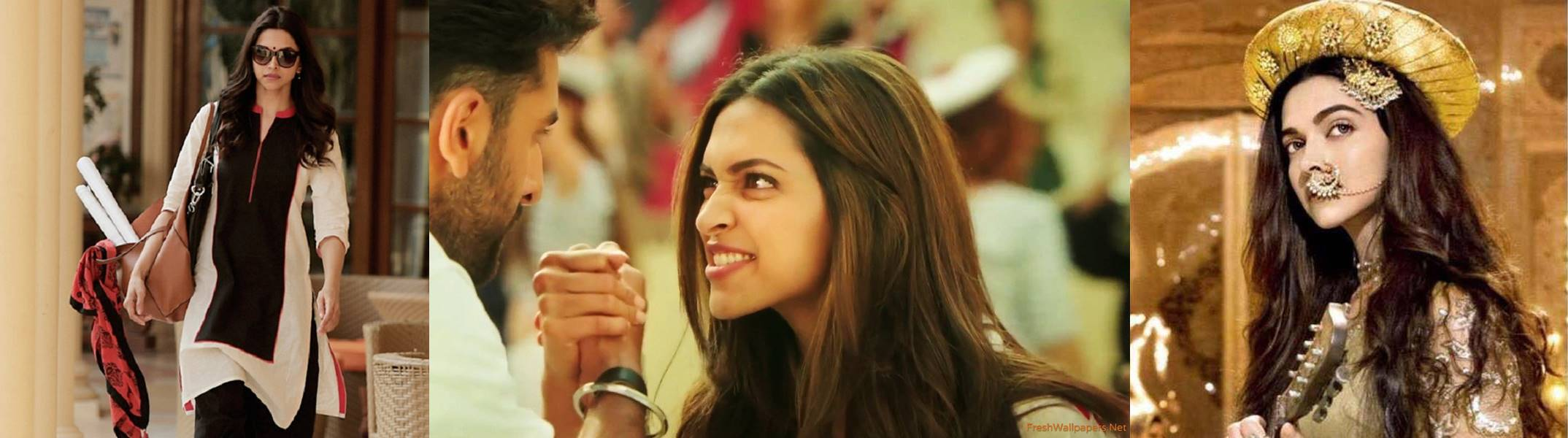 Deepika Padukone: The Queen of Bollywood rules 2015 with Piku, Tamasha and Bajirao Mastani