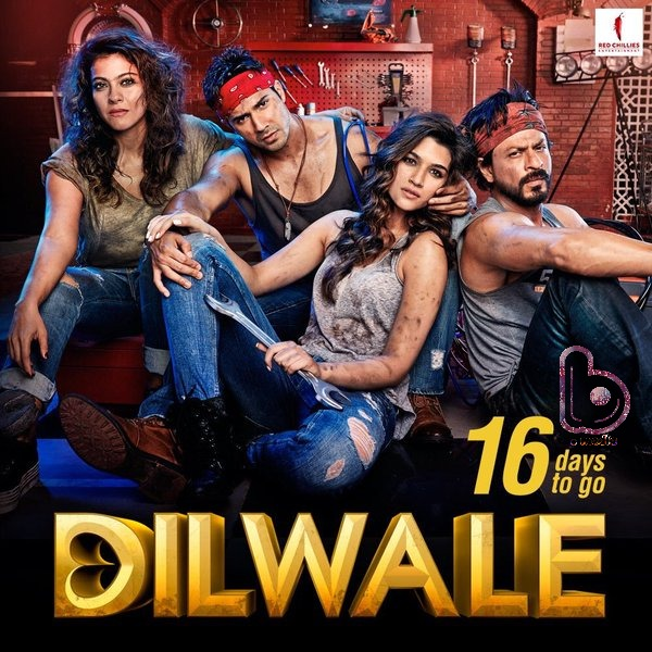 Dilwale Music Review and Soundtrack – It's all about the 'Dil'!
