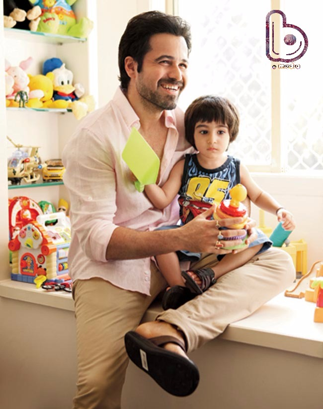 Emraan Hashmi plans to write a book revolving around his son's cancer