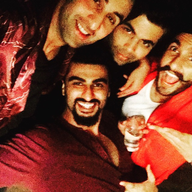 Best Selfies of 2015 | Bollywood Celebs teach us how it's done!- Arjun,Ranbir,Ranveer,Karan