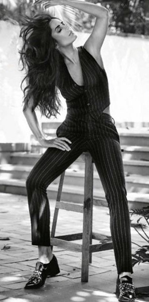 Exclusive Pictures from Katrina Kaif's GQ India photoshoot!