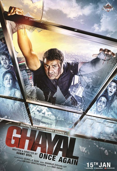 Ghayal Once Again Trailer- Sunny Deol fights for Justice!
