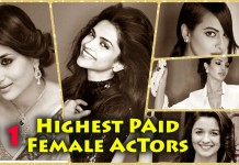 Highest Paid Bollywood Actresses of 2015