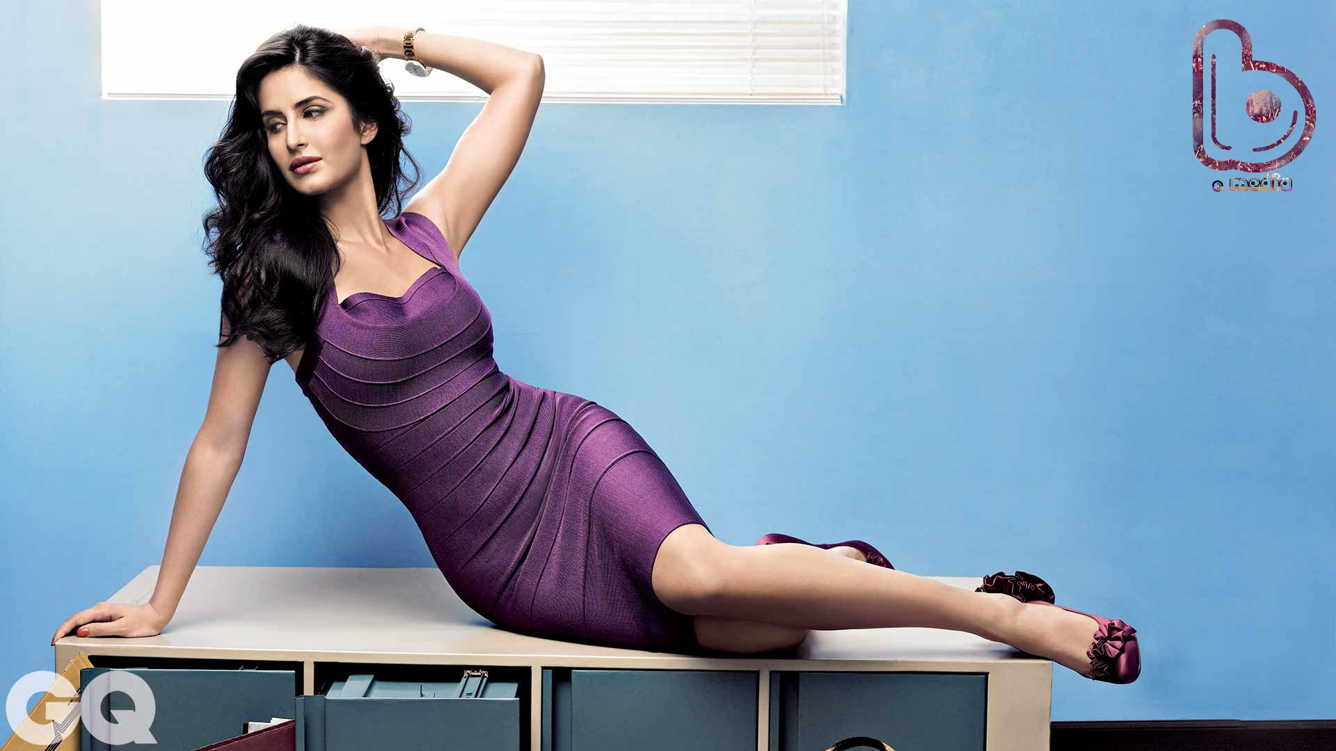 Katrina Kaif steams up the cover of GQ India's latest issue!
