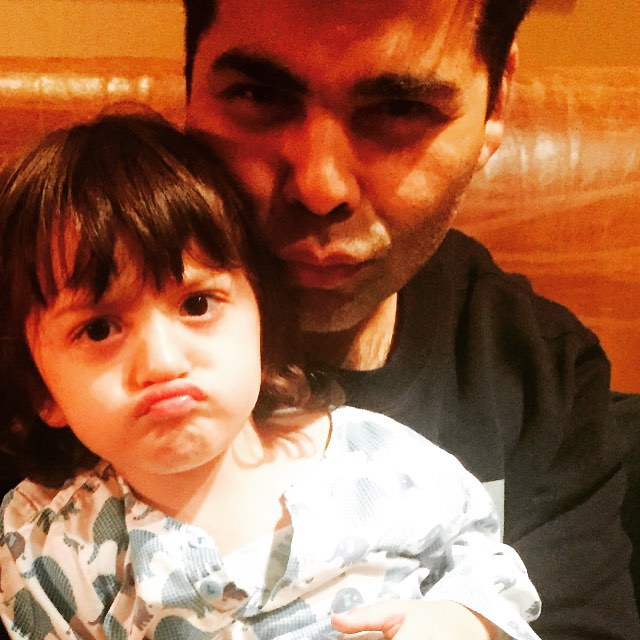Best Selfies of 2015 | Bollywood Celebs teach us how it's done!- Karan-Abram