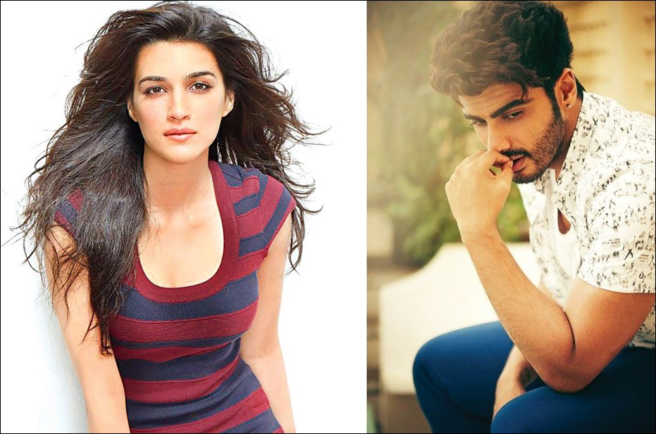 Sushant Singh Rajput and Alia Bhatt walk out of Half Girlfriend! Kriti-Arjun