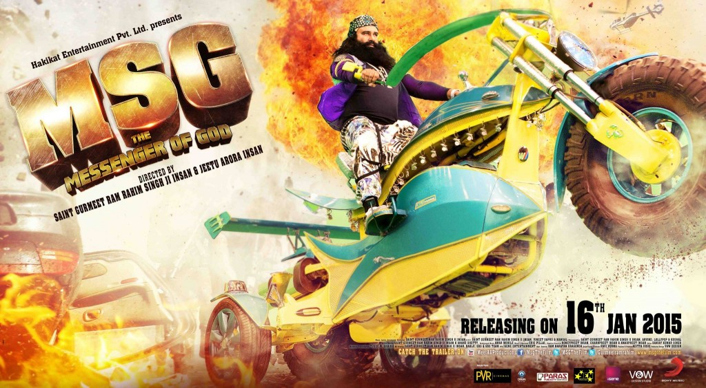 Worst Bollywood Movies of 2015 : MSG
