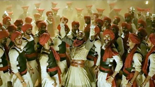 Malhari from Bajirao Mastani is so full of energy!