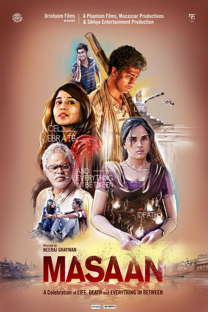 Masaan - The highest rated movie of 2015