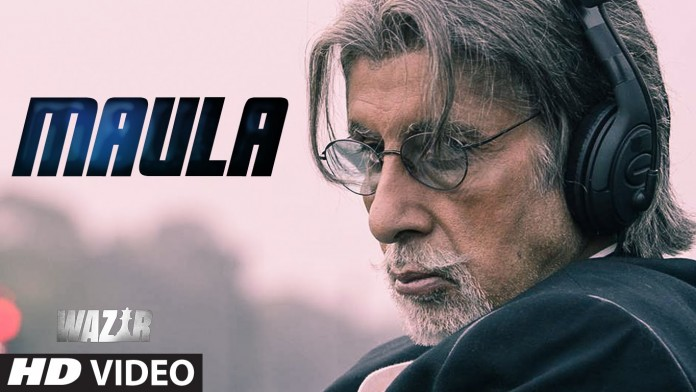 New Song Alert | Maula Mere Maula from 'Wazir'