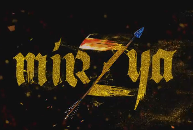 Teaser of Rakeysh Omprakash Mehra's Mirzya is here and it's quite impressive!
