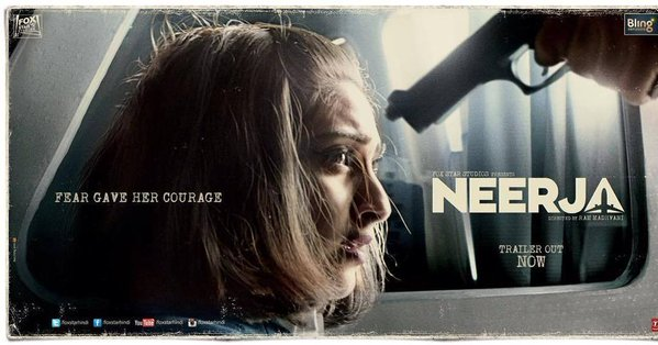 Neerja Trailer Review | Sonam does a fantastic portrayal of Braveheart Neerja