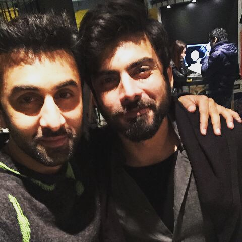 Best Selfies of 2015 | Bollywood Celebs teach us how it's done!- Ranbir-Fawad