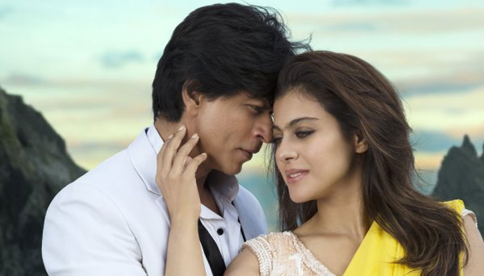 SRK and Kajol's jodi - the only reason to watch Dilwale