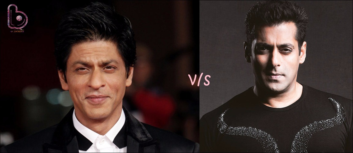 The biggest clash of 2016- Shahrukh v/s Salman may not happen anymore!