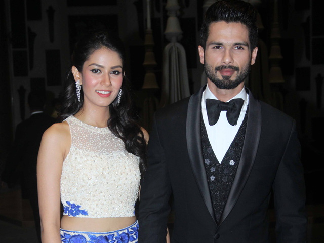 The most surprising link ups in 2015 - Shahid and Mira