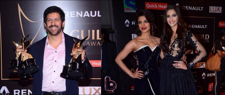 Bajirao Mastani and Bajrangi Bhaijaan Sweeps Sony Guild Awards 2015: Complete List of Winners