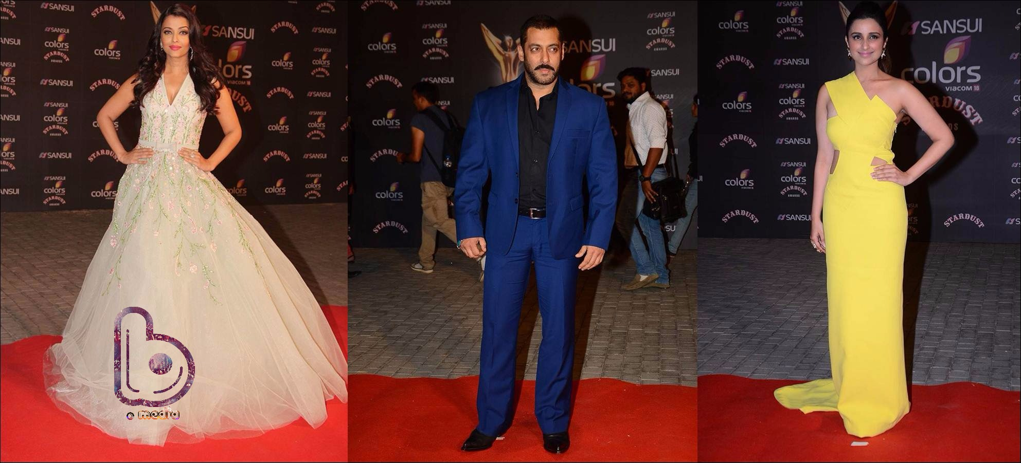 Who wore what at the Stardust Awards 2015 last night? | It's all here!