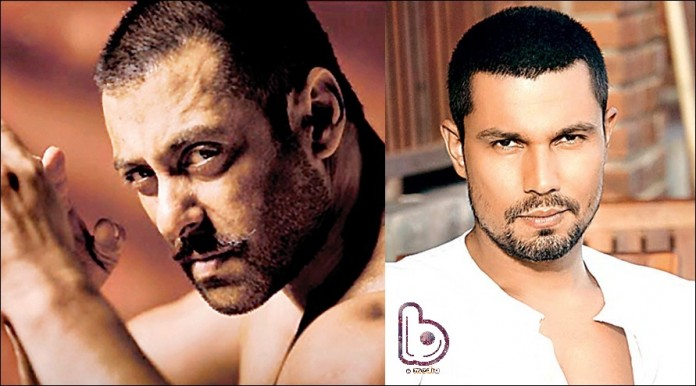 Salman Khan's wrestling coach in 'Sultan' to be played by Randeep Hooda!