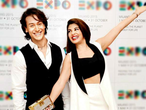 'A Flying Jatt' is a very interesting and different script says Jacqueline Fernandez