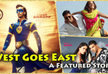 West Goes East: The Hollywood/Bollywood Connection