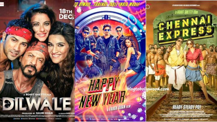 Shahrukh Khan's Top 10 Opening Day Grossers Of All Time
