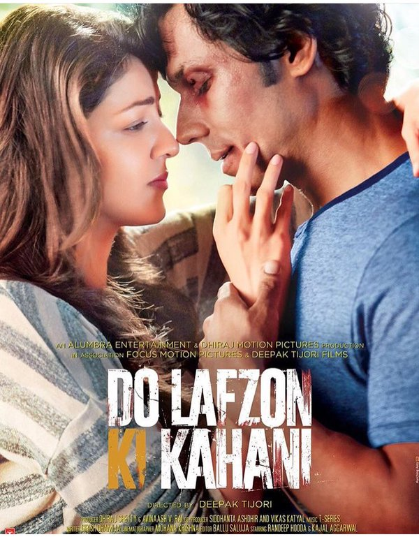 "Bajirao Mastani makes way for Randeep Hooda's ""Do Lafzon Ki Kahani"" Trailer"