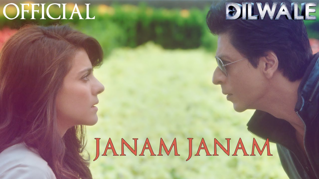 Shahrukh Khan & Kajol recreate their magic in the new song 'Janam Janam' from Dilwale!