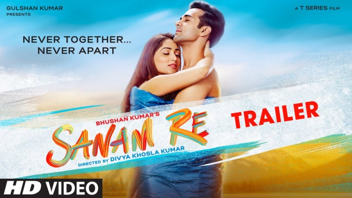 Sanam Re Trailer Review | After 'Yaariyan' its serious Love !