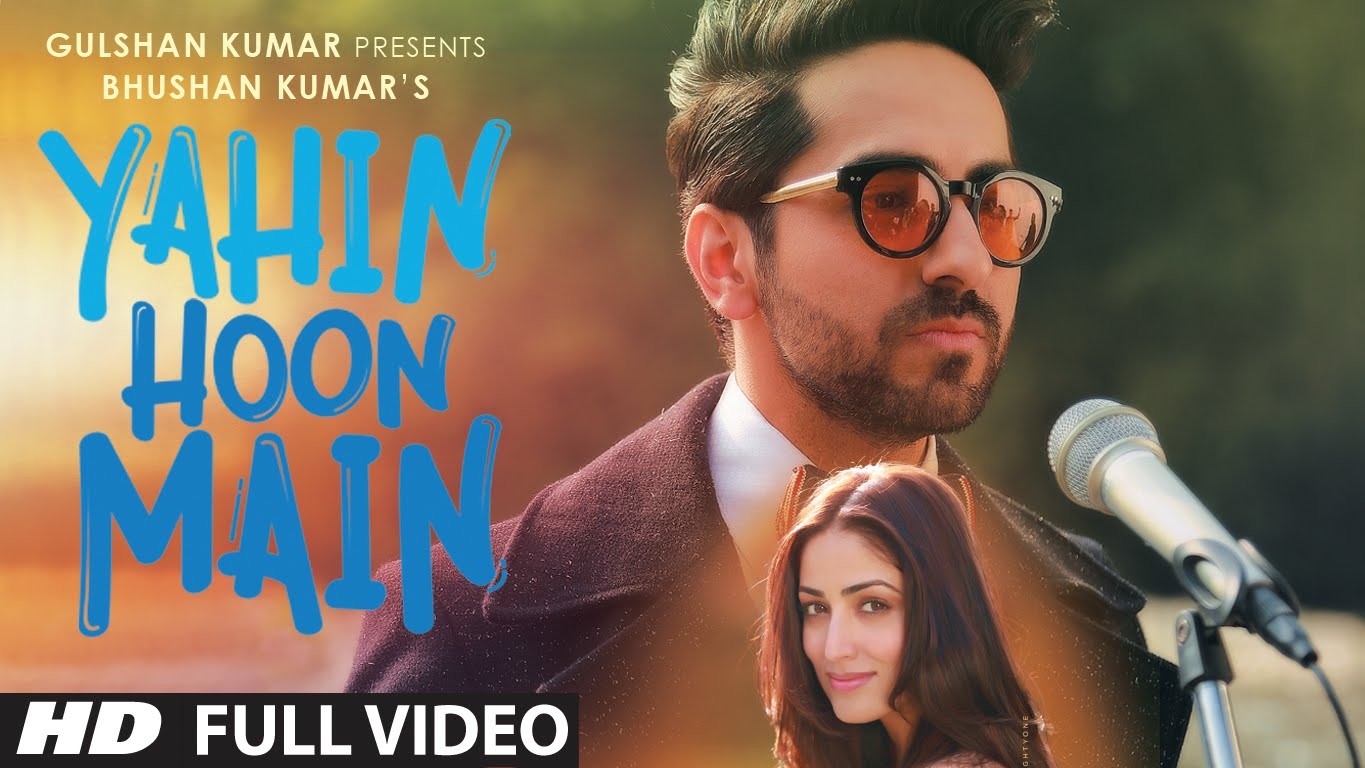 Ayushmann Khurrana's new single 'Yahin Hoon Main' redefines love!