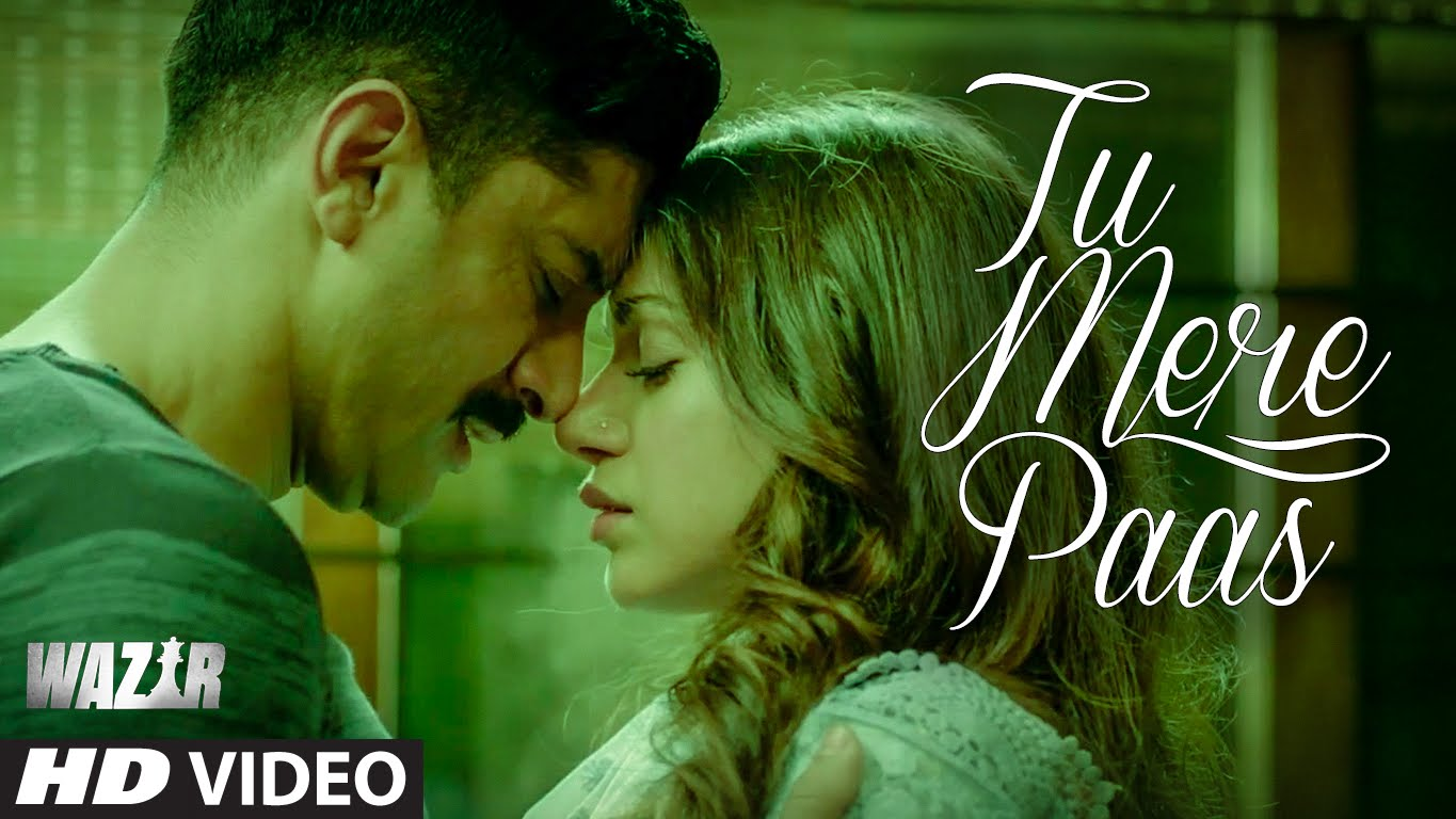 'Tu Mere Paas Hai' from Wazir is heart-breakingly beautiful!