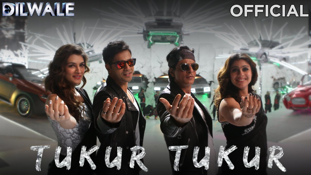 Time to do some 'Tukur Tukur' with Dilwale's new peppy song!