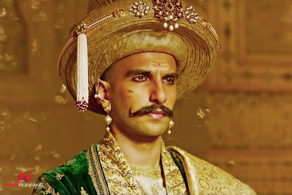 Bajirao Mastani is packed by superb performance from Ranveer Singh