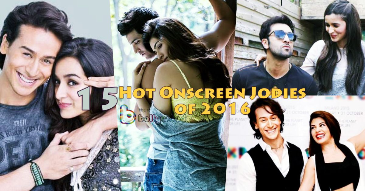 15 Hot Onscreen Pairs 2016: New Jodis we are dying to see !!
