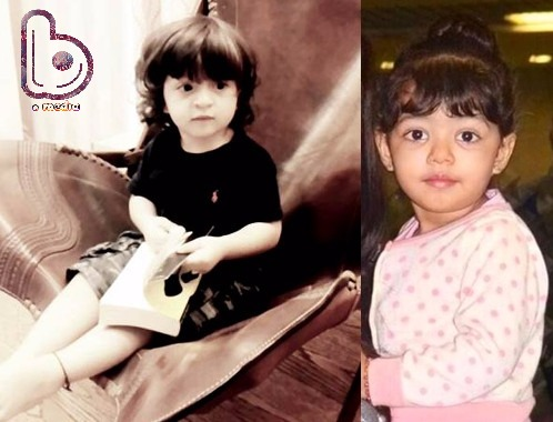 Amitabh Bachchan has given his approval to AbRam-Aaradhya pairing!