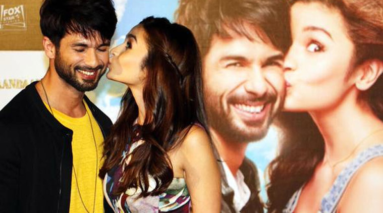Alia Bhatt and Shahid Kapoor to star in Dil Hai Ki Manta Nahi Remake?
