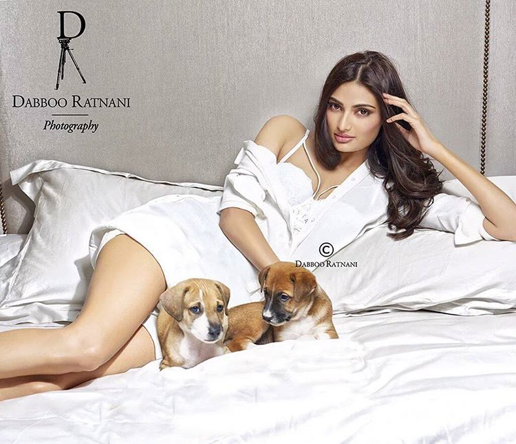 10 best pictures from Dabboo Ratnani's 2016 Calendar: Athiya Shetty