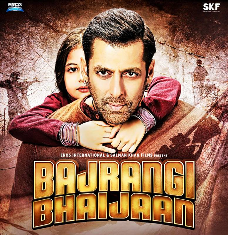 Bajrangi Bhaijaan is Salman Khan's highest grossing movie to date